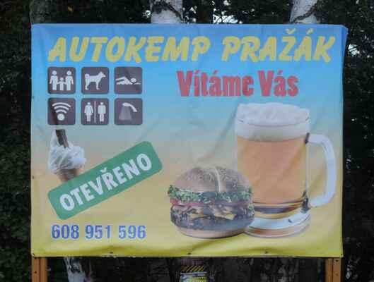 Letošní NaKolácký podzimní sraz se konal od 27. 9. do 1. 10. 2017 v autokempu Pražák poblíž Vodňan.
