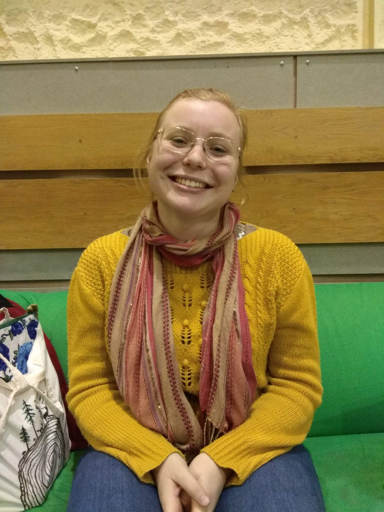 Dagmar Matulíková. Foto: Tereza Vlčková