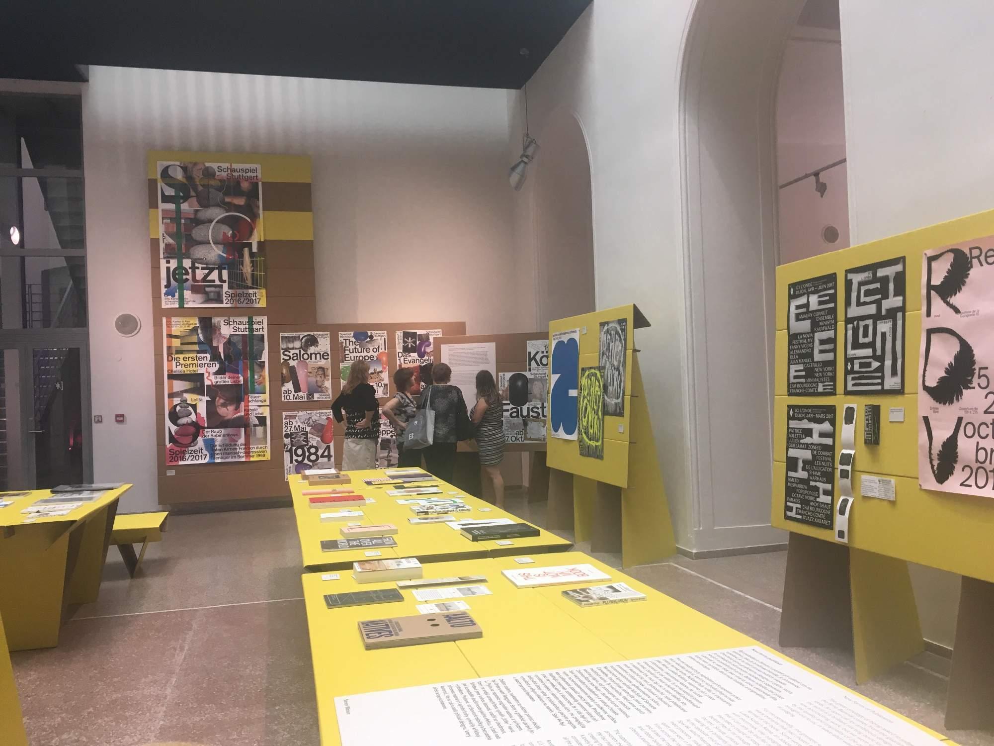28. mezinárodní bienále grafického designu, FOTO: Karolína Oškerová