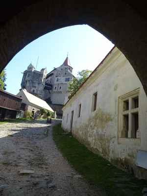 Pohádkovej hrad Pernštejn.
