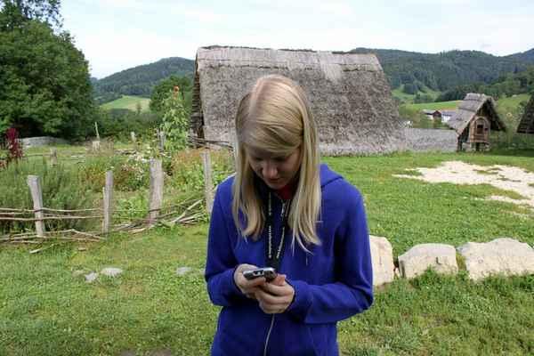 AudioGuide v němčině :-)