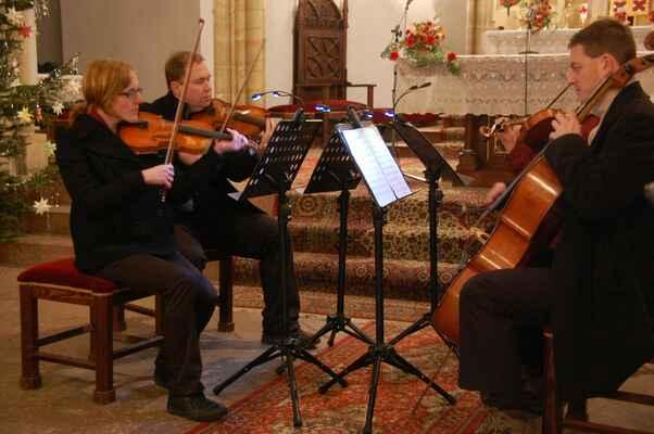 "kvartet ""ad libitum"" - Vánoční koncert Turnov"