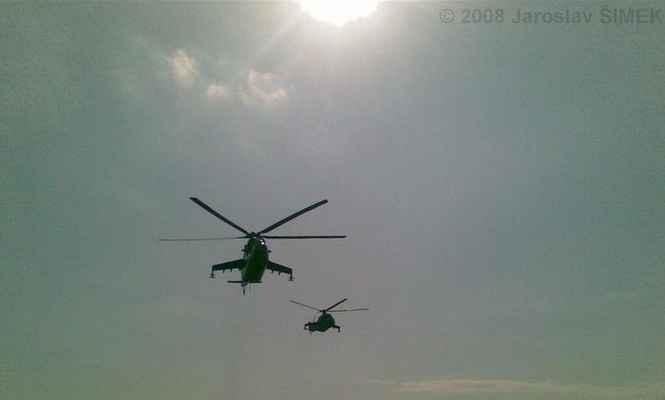 1.Hvozdec (39) - 2x Mi-24 V