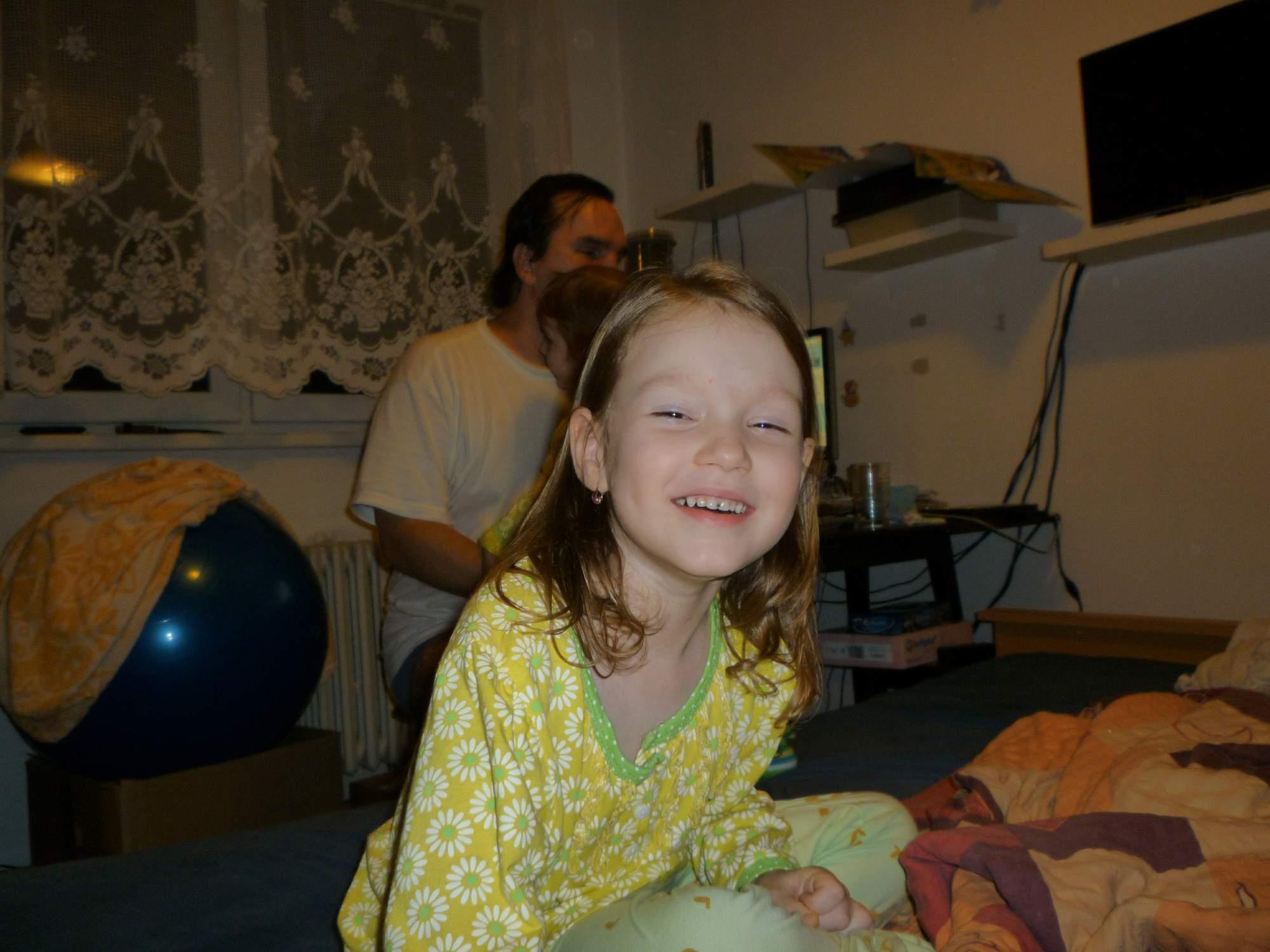 Klárka - 68.mesiac - 5 rokov a 8 mesiacov - Blažena
